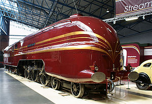 Duchess streamlined