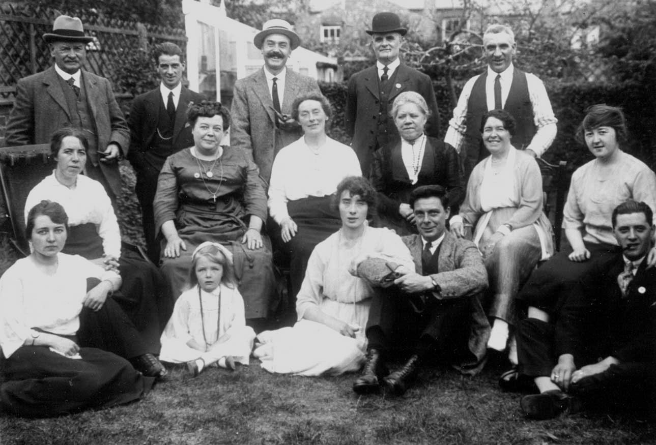 family Group 1921