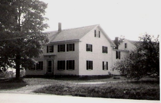 First Manomet House