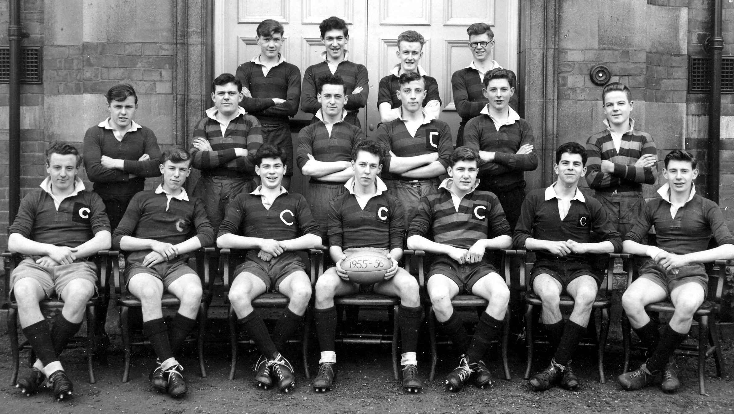 NGS Colts 1955-56