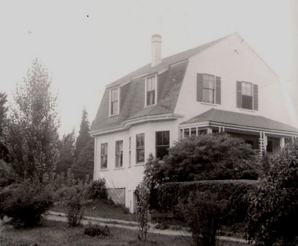 Second Manomet house